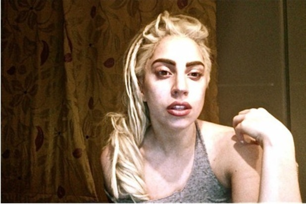 Lady Gaga Thanksgiving