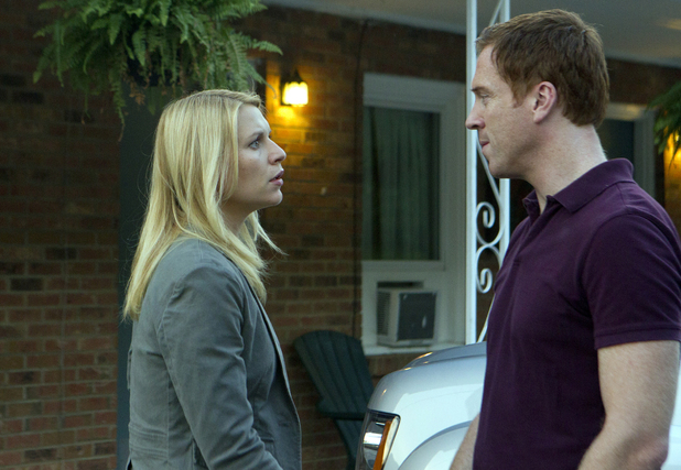 Homeland S02E08: 'I'll Fly Away'