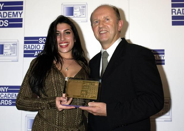 David Rodigan, pictured with Amy Winehouse in 2004