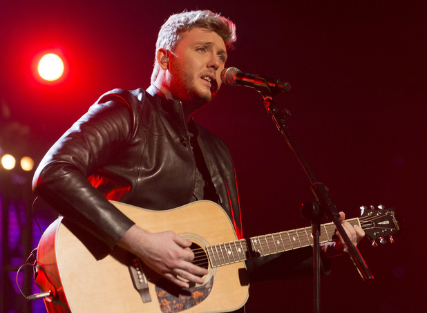 The X Factor Week 8: James Arthur