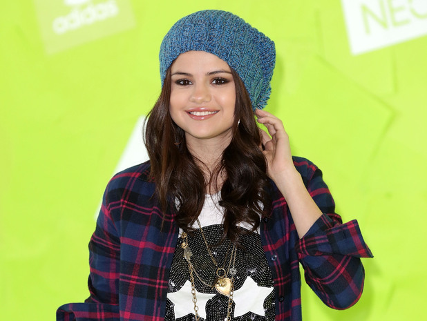 Selena Gomez Selena Gomez announces new global partnership with iconic fashion brand at Adidas 'NEO' news conference and photocall Los Angeles, California - 20.11.12 Mandatory Credit: Brian To/WENN.com
