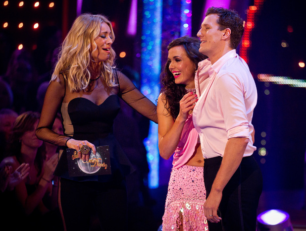 Strictly Come Dancing: Victoria and Brendan leave Strictly.
