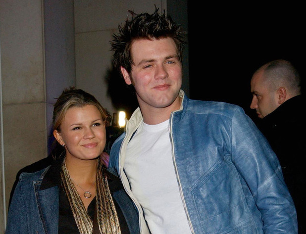 Kerry Katona Slams Brian McFadden: 'Kids Come Second For