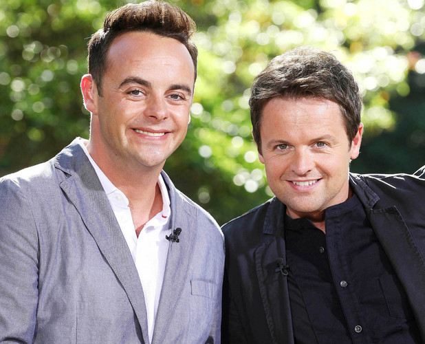 Ant and Dec, IACGMOOH 2012