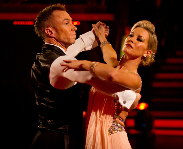 Denise Van Outen, Strictly Come Dancing