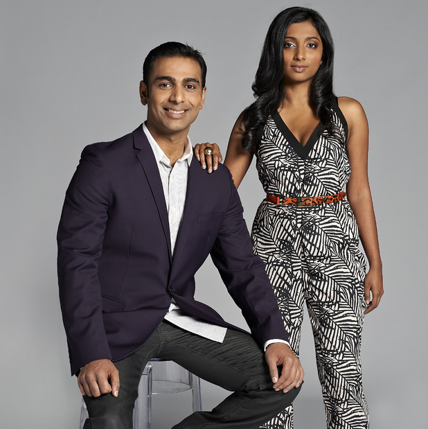 Sachin Joab and Menik Gooneratne