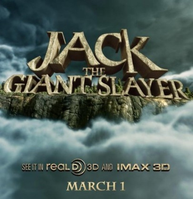 Bryan Singer's 'Jack the Giant Slayer' poster