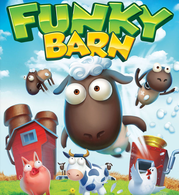 Funky Barn for Wii U