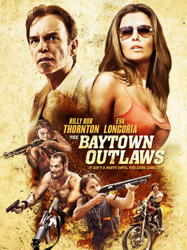 'The Baytown Outlaws' poster
