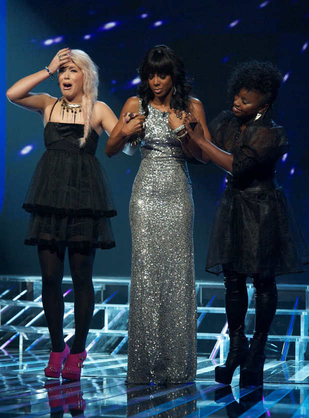 Amelia Lily and Misha B