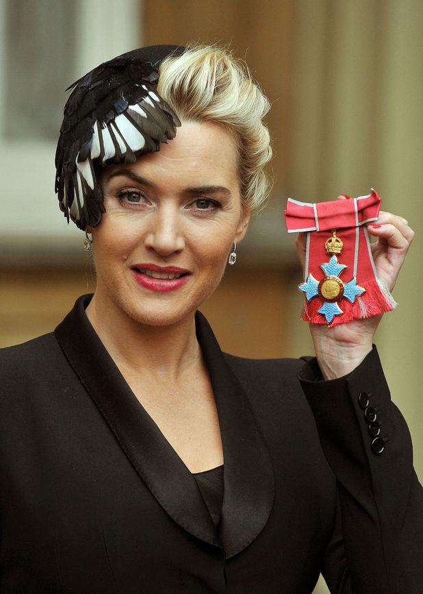 Kate Winslet, CBE