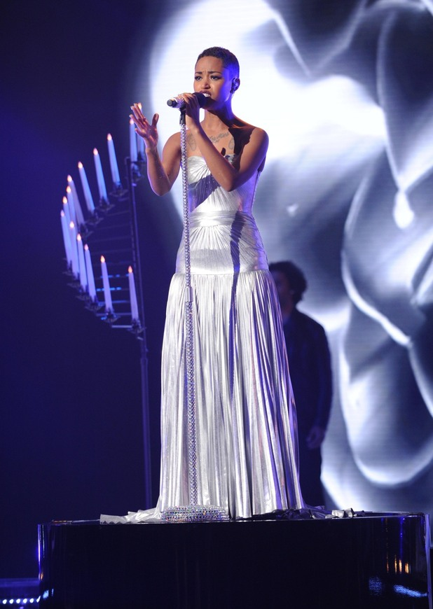 'The X Factor' USA, November 21 - Paige Thomas