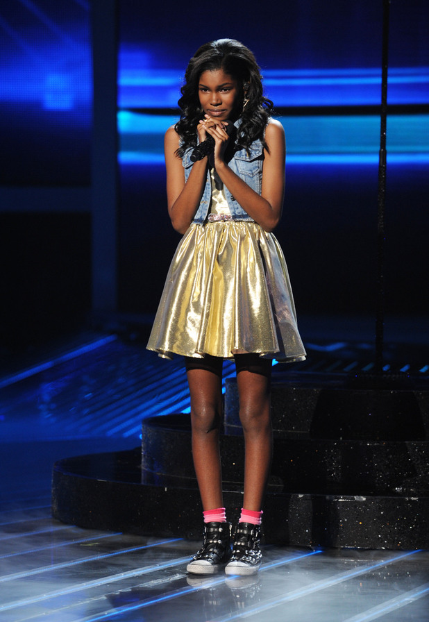 'The X Factor' USA, November 21 - Diamond White