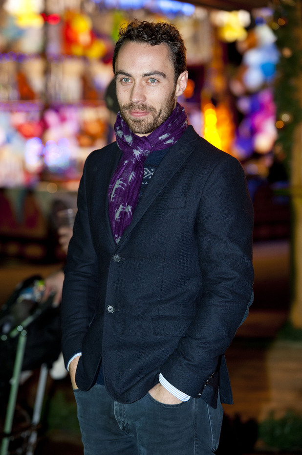 James Middleton, Winter Wonderland