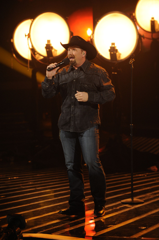 'The X Factor' USA, November 21 - Tate Stevens