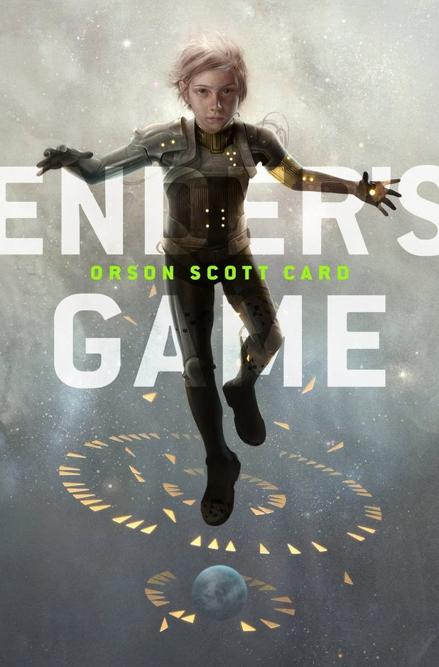 'Ender's Game' artwork