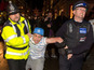 Lee Nelson arrested after DVD stunt