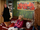 Shirley and Lola are waiting for Phil - wanting answers and the truth about his motives with Lexi.