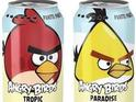 Angry Birds drink will soon be available in Australia and New Zealand.