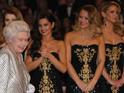 "Cheryl Cole says the Queen is ""so delicate"" after meeting her at Royal Variety show."