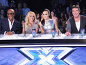 X Factor UK contestant Cher Lloyd makes special appearance as two more leave show.