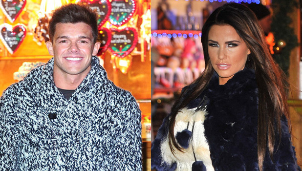 Katie Price and Leandro Penna - REVEAL USE ONLY