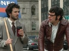 "The Flight of the Conchords movie will be a musical, and it's ""definitely a couple of years away, at least"""