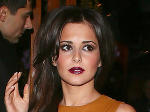 Cheryl Cole leaving Zuma restaurant, having celebrated Girls Aloud band member Kimberley Walsh&#39;s 31st birthdayWhere: London, United Kingdom