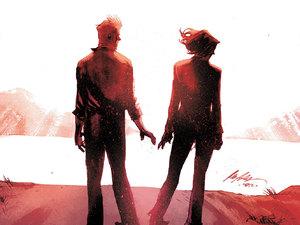 'American Vampire' #34 artwork
