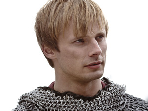 Merlin S05E09 - 'With All My Heart': King Arthur Pendragon (Bradley James)