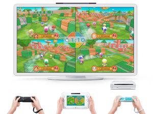 Wii U promotional shots