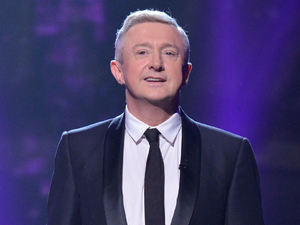 Louis Walsh X Factor 2012