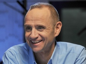 The BBC's Evan Davis