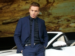 Damian Lewis, Jaguar F-Type launch
