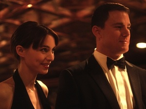 &#39;Side Effects&#39; still: Rooney Mara, Channing Tatum