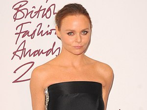 Stella McCartney, British Fashion Awards 2012