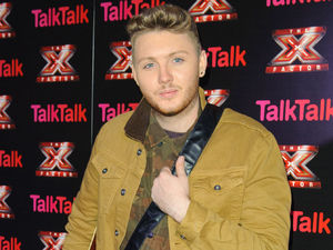 James Arthur, secret X Factor gig