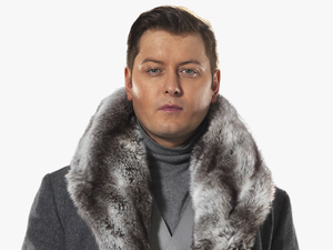 Big Brothers presenter Brian Dowling (photoshoot for 2013 season)