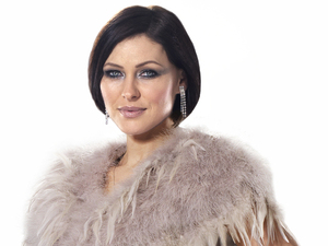 Big Brothers Bit on the Side presenter Emma Willis (photoshoot for 2013 season)