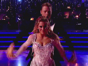 Dancing With The Stars S15E18: Shawn Johnson and Derek Hough
