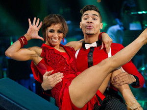 Strictly Week 9: Louis and Flavia