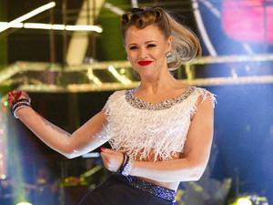 Strictly Week 9: Kimberley and Pasha