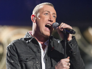 The X Factor Week 9: Christopher Maloney.