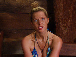 Helen Flanagan, fake tan, I'm a Celebrity 2012