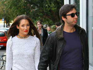 Example and Erin McNaught at the Riverside Studios, London - September 19, 2012
