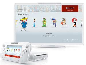 Netflix on the Wii U