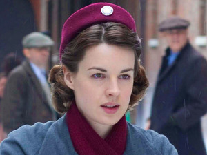 &#39;Call The Midwife&#39; Christmas Special: Jenny Lee (JESSICA RAINE)