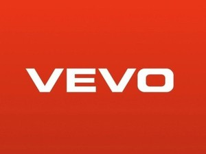 VEVO logo.