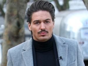 Mario Falcone on ITV1's This Morning