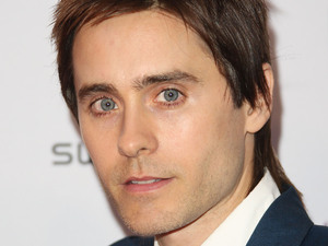 Jared Leto of 30 Seconds to Mars The MTV Europe Music Awards 2011 (EMAs) held at the Odyssey Arena - Arrivals Belfast
